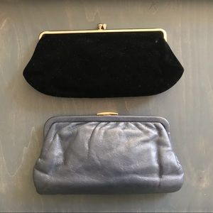 TWO Vintage Clutches